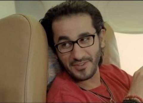 """""""من تحت الماء"""".. أحمد حلمي يهنئ متابعيه بـ""""عيد الأضحى"""""""