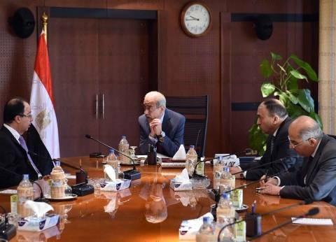رئيس الوزراء يلتقي سفير لبنان بالقاهرة لتعزيز التعاون الاستثماري
