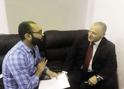 حوار| هاني أبو ريدة: استقبال الرئيس أكبر مكافأة.. وأخفيت عن «كوبر» عرضا بـ4 مليون دولار