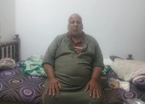 رفض الزواج لخدمة والدته وشقيقته.. «عم عبدالله»: «حسيت بالوحدة لما ماتوا»