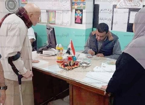 بعد صلاة البصخة.. مسيحيون يدلون بأصواتهم في الاستفتاء بالإسكندرية