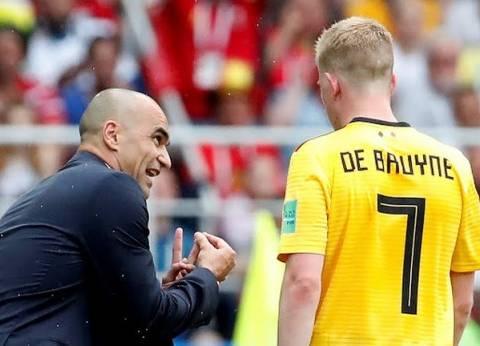 مدرب بلجيكا: لن يهمنا مواجهة أي منافس والتركيز الآن على مباراة اليابان