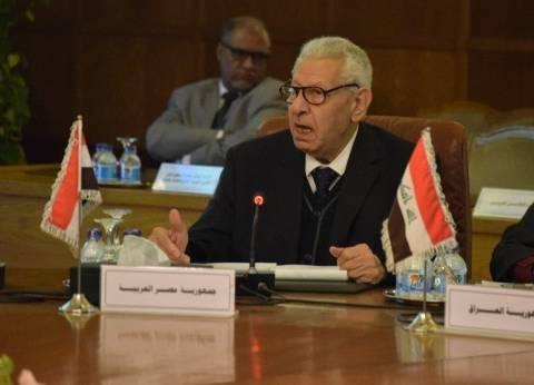 """مكرم محمد أحمد: مشهد الانتخابات """"احتفالي"""".. والفتيات الأكثر إقبالا"""