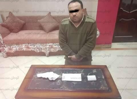 ضبط خفير ينتحل صفة أمين شرطة للنصب على المواطنين في الغربية