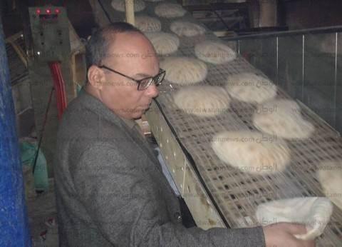 محافظ الإسكندرية يطالب بتكثيف الحملات على المخابز لمنع استغلال المواطن