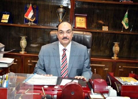 """محافظ الإسكندرية يلتقي برئيس """"المقاولين العرب"""" لمناقشة مشكلات نهضة مصر"""