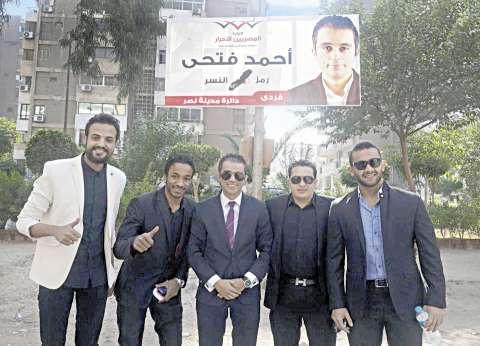 «باسل» و«خالد» و«خلود»: الناس زهقت من العواجيز