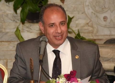 محافظ الإسكندرية يطالب بسرعة تنفيذ مشروع صرف الكيلو 38.5 بالساحل
