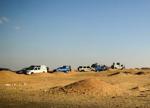 «الداخلية» تحدّث قاعدة بيانات التنظيمات والعناصر الإرهابية فى الصحراء الغربية