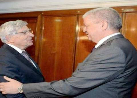 quotسلالquot يستقبل رئيس جمعية quotفرنسا - الجزائرquot