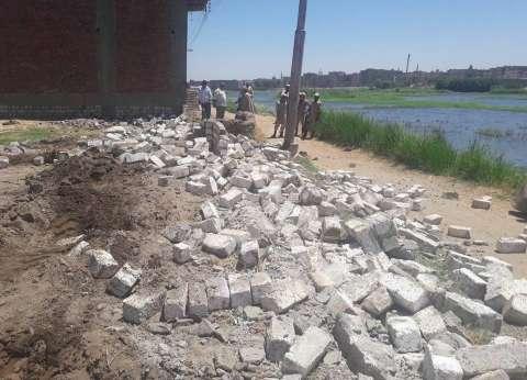 إزالة 33 ألف حالة تعد على النهر منذ 2015