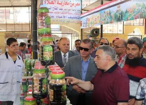 محافظ كفر الشيخ: المعرض الدائم سوق متكامل لتوفير احتياجات المواطن
