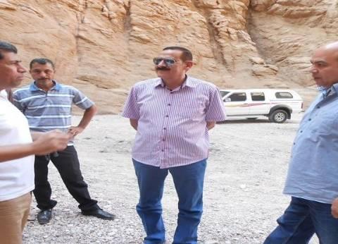 مدير إدارة الأزمات في جنوب سيناء: 18% نسبة الإشغال السياحي بالمحافظة