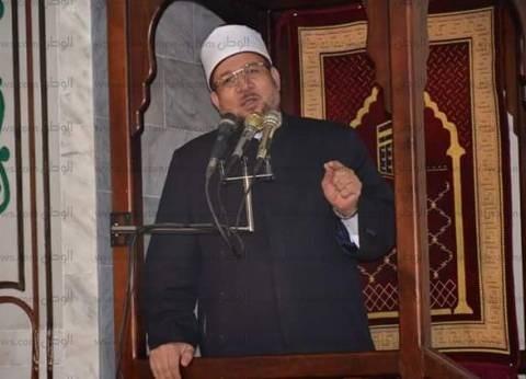 وزير الأوقاف عن حادث المنيا الإرهابي: نحن في حالة حرب.. كلنا مستهدفون