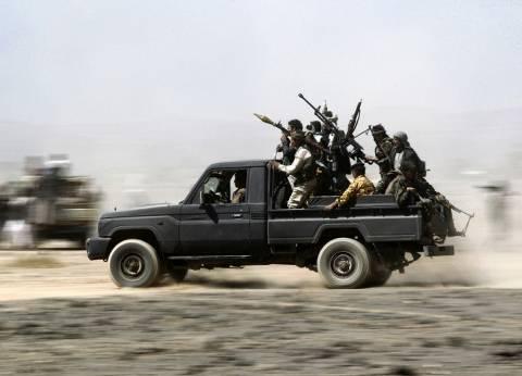 مقتل 21 من الحوثيين خلال معارك مع الجيش شرق اليمن