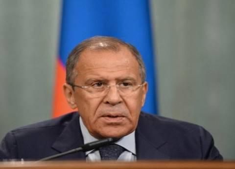 وزير خارجية روسيا: بدء المحادثات بين الحكومة السورية والمعارضة في يناير بدمشق