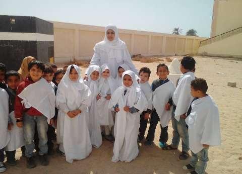 """تعليم مناسك الحج للأطفال بـ""""الاستكشافي للعلوم والتكنولوجيا"""" في سيناء"""