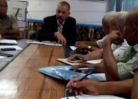 حافز تميز لأفضل مكتب تموين في محافظة قنا