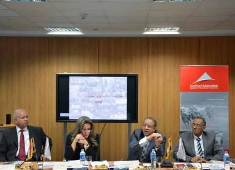 مطر: نتعاون مع أجهزة الدولة لتطبيق القوانين في الاتجاه الصحيح