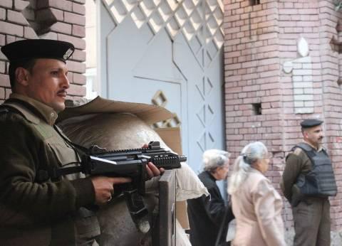 فحص كاميرات مراقبة 50 كنيسة بالقاهرة للبحث عن أى مشتبه به.. وزيادة تأمين دور العبادة