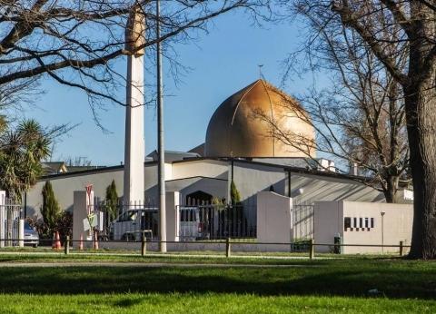 عاجل| إطلاق نيران داخل مسجد في نيوزيلندا