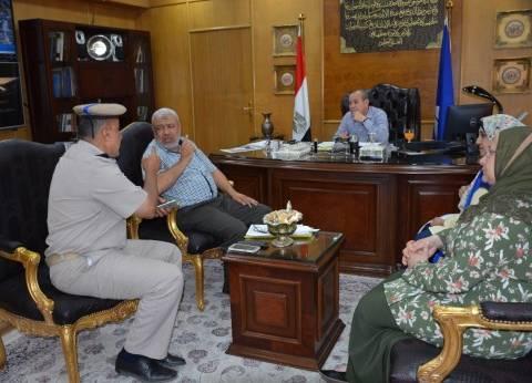 محافظ دمياط يوافق على توصيل المرافق لـ36 عمارة في كفر سعد