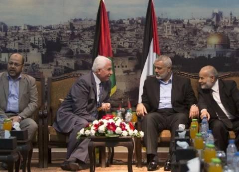 وفد مصر الأمنى يواصل لقاءاته فى غزة لإتمام «المصالحة الفلسطينية»