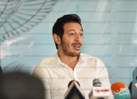 """مصطفى شعبان: """"جسدت دور جندي ميت في أول عمل مع خالد جلال"""""""