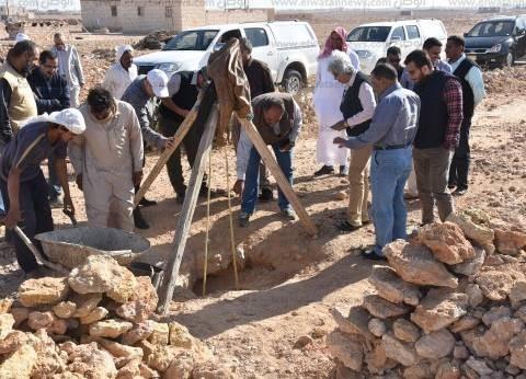 محافظة مطروح تستعد لموسم الأمطار بـ450 بئرا وخزانا