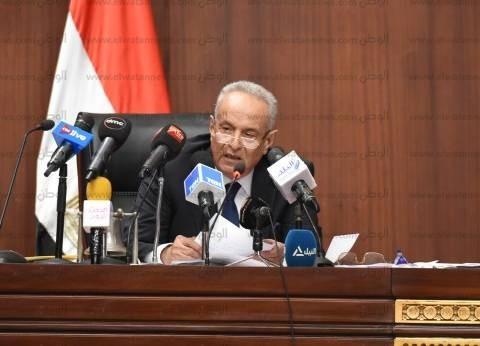 أبوشقة: التحفظ على أموال الكيانات الإرهابية استحقاق دستوري
