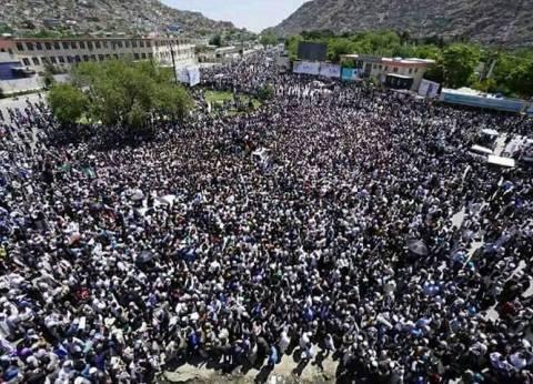 عاجل  50 قتيلا في تفجير قرب مظاهرة بالعاصمة الأفغانية كابول