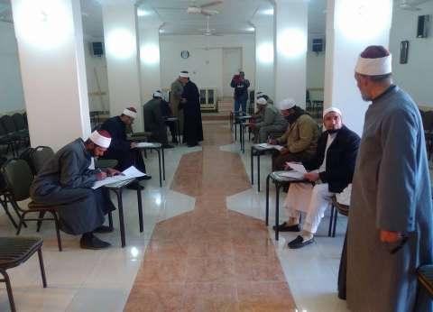 """""""أوقاف السويس"""" تنظم مسابقة القراءة الحرة لائمة المساجد"""
