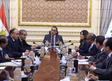 """بالصور  رئيس الوزراء يبحث مع رئيس """"اللولو"""" فرص زيادة الاستثمارات في مصر"""