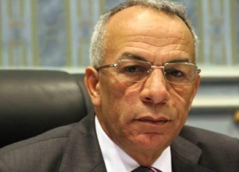 محافظ شمال سيناء يتفقد مستشفى العريش للاطمئنان على المرضى