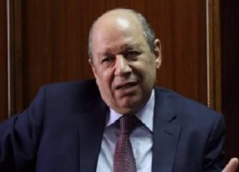 """أبو العزم: السيسي أشاد بمؤتمر """"العربي للقضاء الإداري"""" عن الانتخابات"""