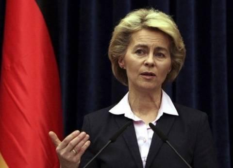 وزيرة الدفاع الألمانية تصر على زيارة قاعدة تركية رغم رفض أنقرة