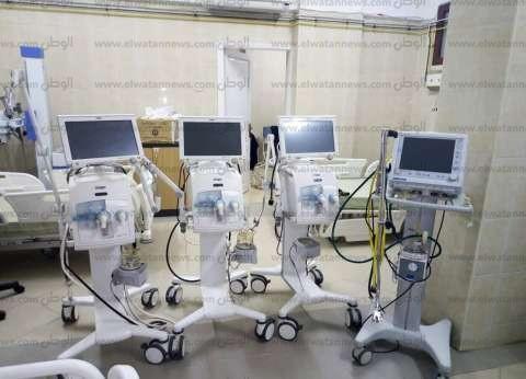 محافظ أسيوط: تزويد 10 مستشفيات بـ54 جهاز تنفس صناعي