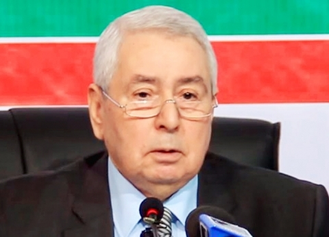 رئيس «الأمة الجزائري» يصل شرم الشيخ للمشاركة في «العربية - الأوروبية»
