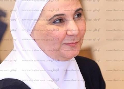 نيفين القباج نائب وزير التضامن.. 20 عاما من النجاحات