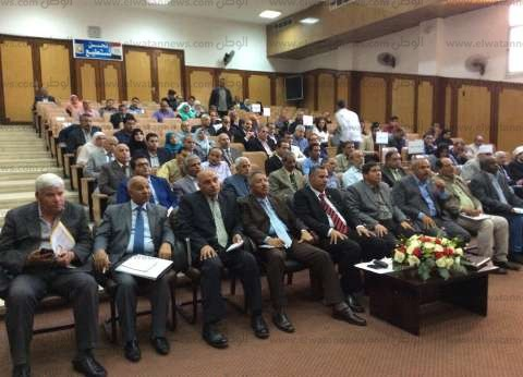 """""""تنفيذي جنوب سيناء"""" يناقش استعدادات المحافظة للانتخابات"""