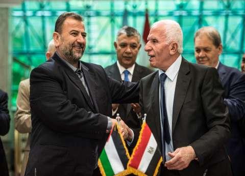الفصائل الفلسطينية تبدأ اجتماعاتها في القاهرة لدفع المصالحة