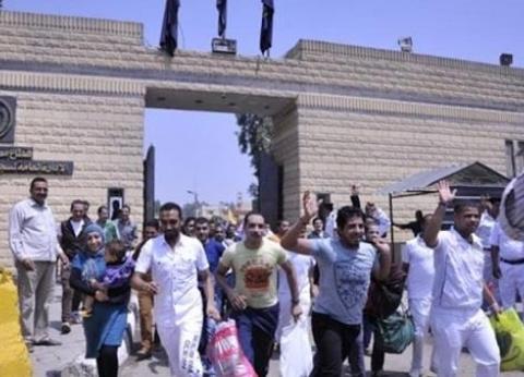 الإفراج عن 3094 سجينا بمناسبة عيد تحرير سيناء