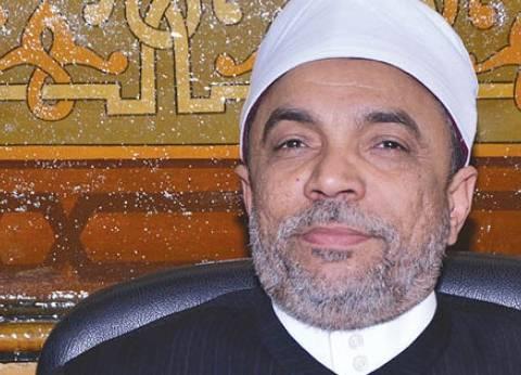 """مسؤول بـ""""الأوقاف"""": تصريحات شيرين رضا """"قد تكون غيرة زائدة على الإسلام"""""""