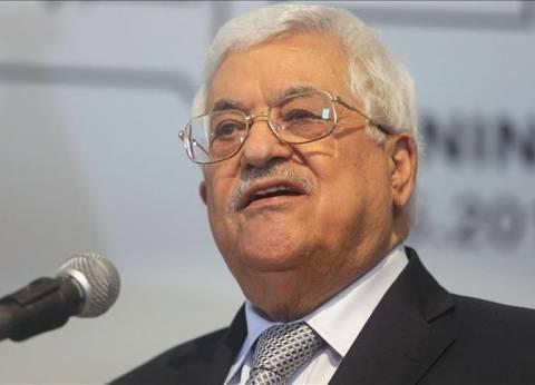 محمود عباس: القضية الفلسطينية دخلت مرحلة قانونية جديدة