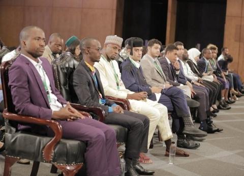 شباب القارة السمراء يرحبون باختيار «أرض الذهب» عاصمة لهم