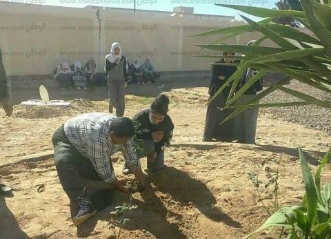 """""""الزراعة"""" توافق على إنشاء مدرسة ثانوية زراعية بمساحة 90 ألف متر بسوهاج"""