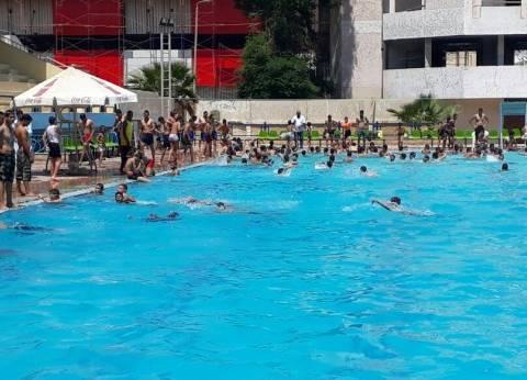 65 ألف شخص يزورون استاد سوهاج الرياضي خلال أيام العيد