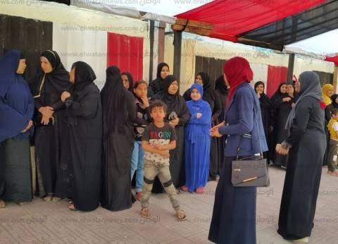 محافظ الاسماعيلية: انتظام عملية التصويت منذ الصباح.. وتأخر 4 لجان فقط