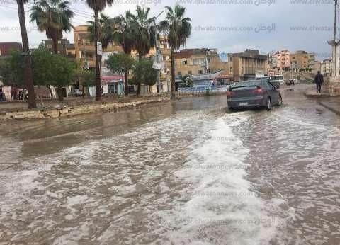 الأرصاد تحذر: أمطار غزيرة اليوم والعظمى بالقاهرة 25