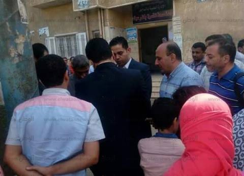 الرقابة الإدارية بالمنوفية تشن حملة على الوحدة الصحية بقرية كفر سبك